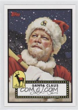 2007 Topps Santa Claus - [???] #1 - Santa Claus