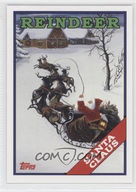 2007 Topps Santa Claus - [???] #13 - Santa Claus