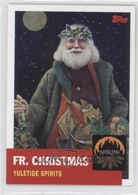 2007 Topps Santa Claus - [???] #2 - Fr. Christmas