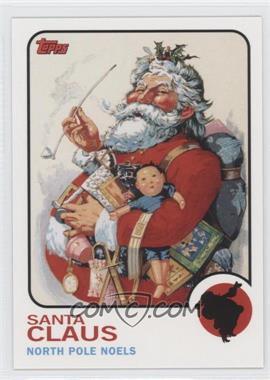 2007 Topps Santa Claus - [???] #8 - Santa Claus