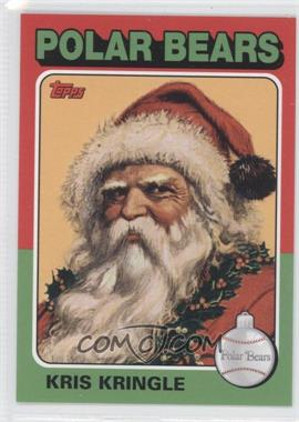 2007 Topps Santa Claus - [???] #9 - Kris Kringle