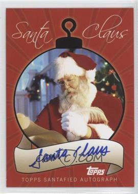 2007 Topps Santa Claus - [???] #SCA-SC - Santa Claus