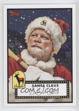2007 Topps Santa Claus [???] #1 - Santa Claus