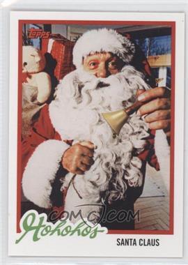 2007 Topps Santa Claus [???] #10 - Santa Claus