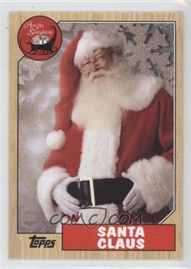2007 Topps Santa Claus [???] #12 - [Missing]