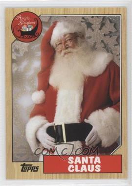 2007 Topps Santa Claus [???] #12 - Santa Claus