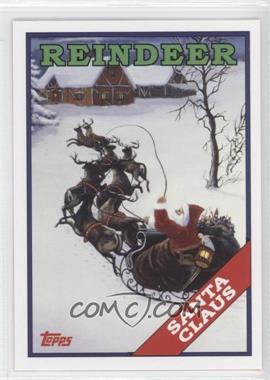2007 Topps Santa Claus [???] #13 - [Missing]