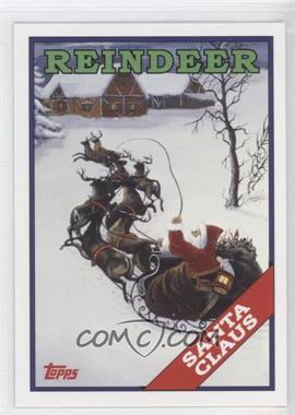 2007 Topps Santa Claus [???] #13 - Santa Claus