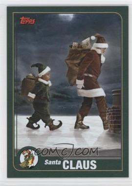 2007 Topps Santa Claus [???] #15 - [Missing]