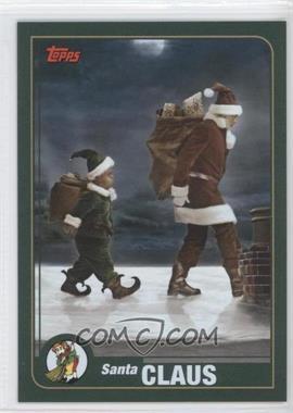 2007 Topps Santa Claus [???] #15 - Santa Claus