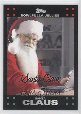 2007 Topps Santa Claus [???] #16 - [Missing]