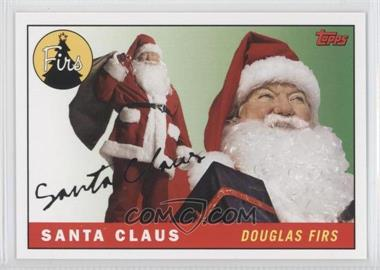 2007 Topps Santa Claus [???] #3 - [Missing]