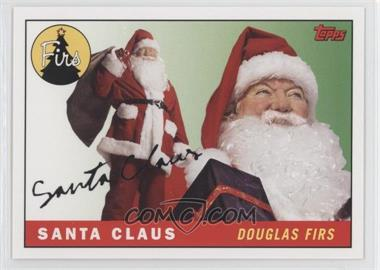 2007 Topps Santa Claus [???] #3 - Santa Claus