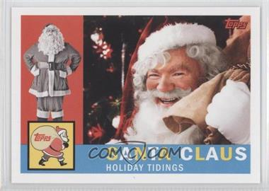 2007 Topps Santa Claus [???] #5 - [Missing]