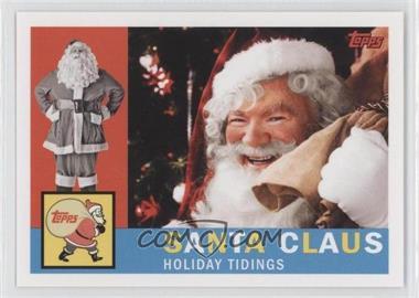 2007 Topps Santa Claus [???] #5 - Santa Claus