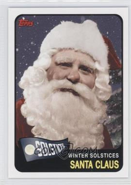 2007 Topps Santa Claus [???] #6 - [Missing]