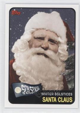 2007 Topps Santa Claus [???] #6 - Santa Claus