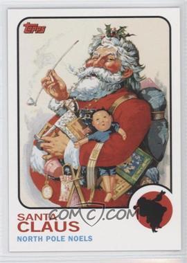 2007 Topps Santa Claus [???] #8 - [Missing]