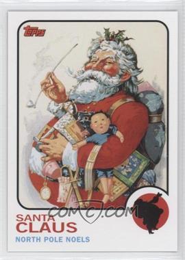 2007 Topps Santa Claus [???] #8 - Santa Claus