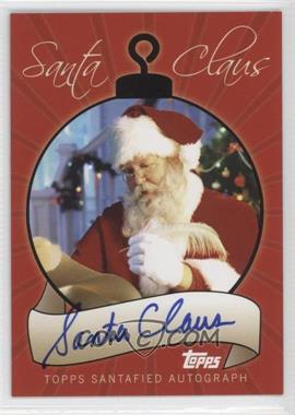2007 Topps Santa Claus [???] #SCA-SC - [Missing]
