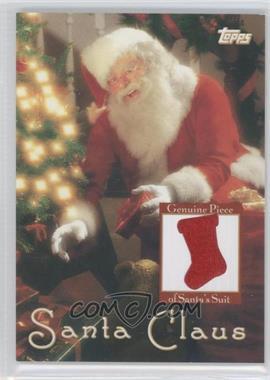 2007 Topps Santa Claus [???] #SCR-SC - Santa Claus