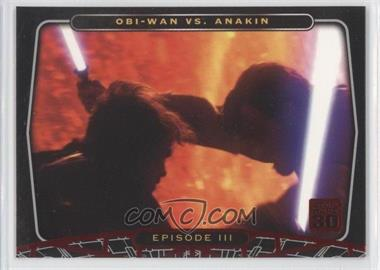 2007 Topps Star Wars 30th Anniversary - [Base] - Red Foil #71 - [Missing]