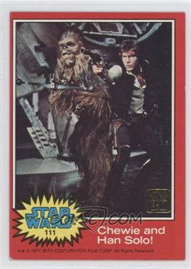 2007 Topps Star Wars 30th Anniversary - Buybacks #4 - Space Pirate Han Solo