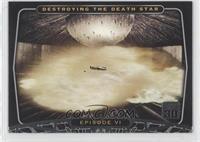 Destroying the Death Star