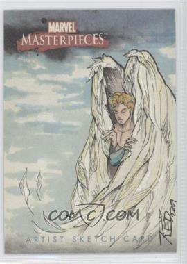 2007 Upper Deck Fleer Marvel Masterpieces - Sketch Cards #1 - [Missing]