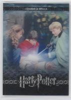 Charms & Spells (Gilderoy Lockhart, Harry Potter, Hermione Granger)
