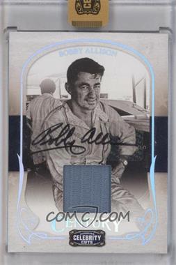 2008 Donruss Americana Celebrity Cuts - [Base] - Century Signature Materials [Autographed] [Memorabilia] #8 - Bobby Allison /50