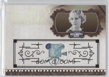 2008 Donruss Americana Celebrity Cuts - Hollywood Icons - Prime Materials [Memorabilia] #HI-CL - Carole Lombard /50