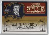 Walter Koenig /25