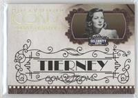 Gene Tierney /25