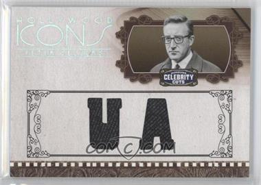 2008 Donruss Americana Celebrity Cuts Hollywood Icons Studio Die-Cut Materials [Memorabilia] #HI-PS - [Missing] /25
