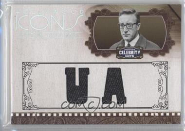 2008 Donruss Americana Celebrity Cuts Hollywood Icons Studio Die-Cut Materials [Memorabilia] #HI-PS - Peter Sellers /25