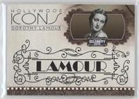 Dorothy Lamour /200