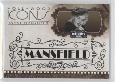 2008 Donruss Americana Celebrity Cuts Hollywood Icons #HI-JM - Jayne Mansfield /200