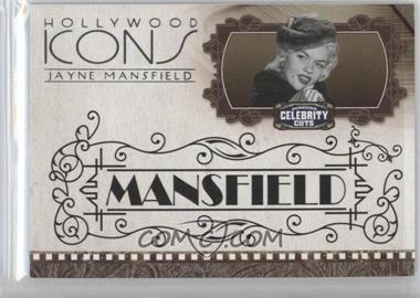 2008 Donruss Americana Celebrity Cuts Hollywood Icons #HI-JM - Jayne Mansfield /200