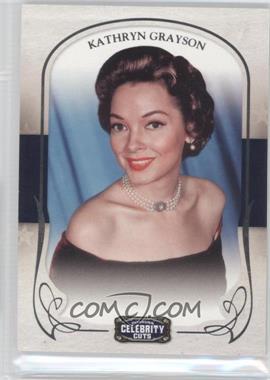 2008 Donruss Americana Celebrity Cuts #42 - Kathryn Grayson /499
