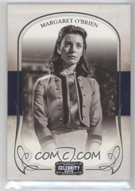 2008 Donruss Americana Celebrity Cuts #55 - Margaret O'Brien /499