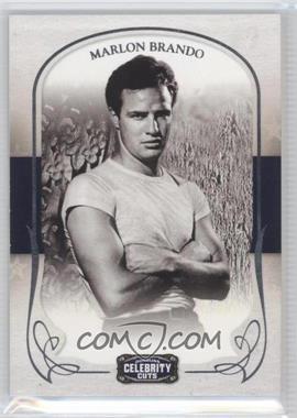 2008 Donruss Americana Celebrity Cuts #58 - Marlon Brando /499