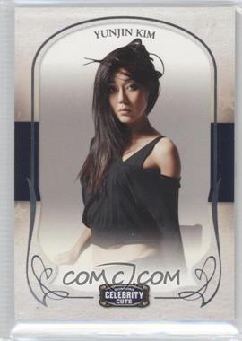 2008 Donruss Americana Celebrity Cuts #99 - Yunjin Kim /499