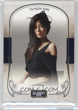 2008 Donruss Americana Celebrity Cuts #99 - Yunjin Kim /499