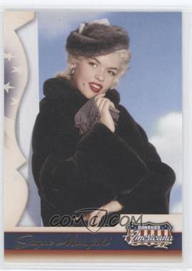 2008 Donruss Americana II - [Base] - Retail #206 - Jayne Mansfield