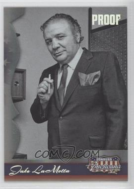 2008 Donruss Americana II - [Base] - Silver Proof #190 - Jake LaMotta /250