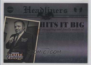 2008 Donruss Americana II - Headliners #H-3 - Jake LaMotta /500