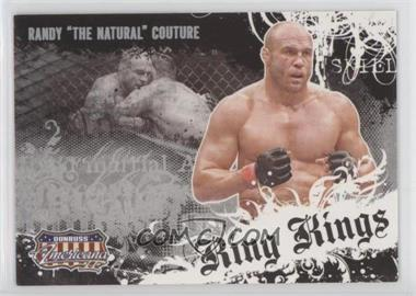 2008 Donruss Americana II - Ring Kings - Promos #RK-PROMO - Randy Couture