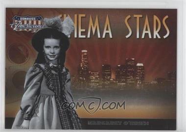 2008 Donruss Americana II Cinema Stars #CS-40 - Margaret O'Brien /500