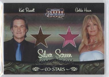 2008 Donruss Americana II Co-Stars Silver Screen Stars Materials [Memorabilia] #CSM-11 - [Missing] /100